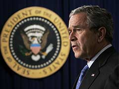 US Group Says George Bush Should Be Investigated for Torture Conspiracy