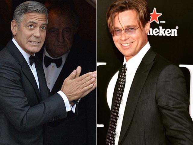 The Only Thing That Makes Brad Pitt, George Clooney Get