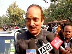 Ghulam Nabi Azad Likely To Visit Tamil Nadu To Discuss Possible Alliance