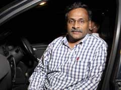 Delhi University Professor Saibaba With Alleged Naxal Links Surrenders