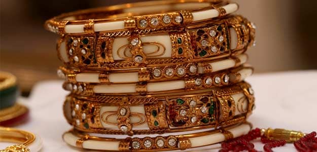 Gold prices hit a 9-month high in India last week