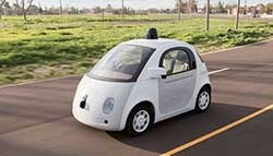Google Car's Artificial Intelligence Technology Can Qualify as Actual Driver