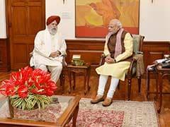 Gorkha Janmukti Morcha Delegation Meets PM Modi, Discusses Gorkhaland Demand