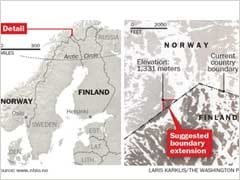 The Norwegian Plan To Gift Finland A Mountain