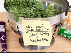 5 Resolutions Health Experts Hate To Hear - And What To Do Instead