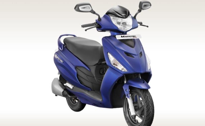 hero winner scooter