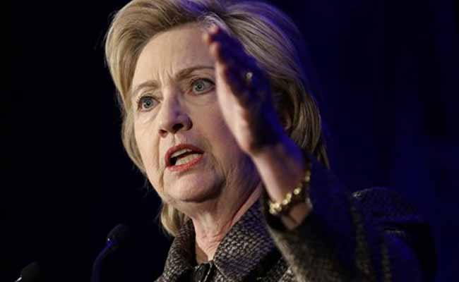 Need To Have Sense Of Unity In Combating Terrorism: Hillary Clinton