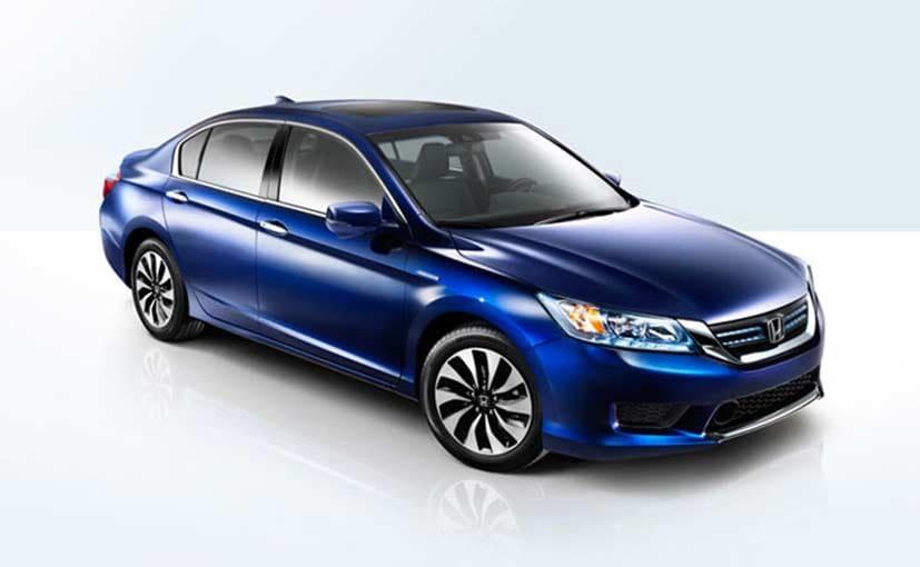 Honda Accord to Return...