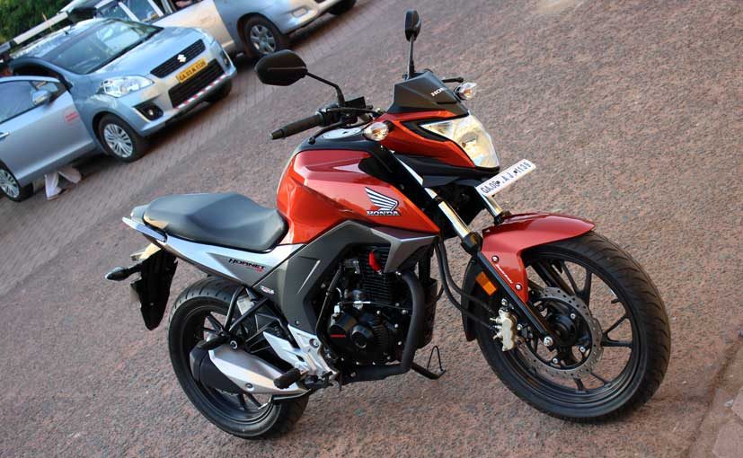 Honda Cb Hornet 160r 5 Things You Need To Know Ndtv