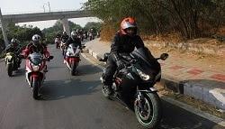 Honda Rides to Support Neptune Foundation