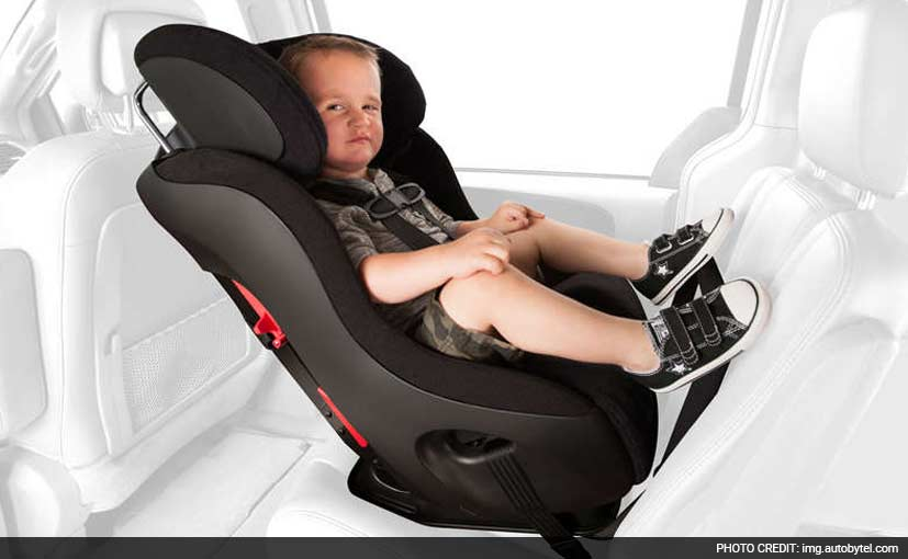How To Correctly Use Baby Car Seats Ndtv Carandbike