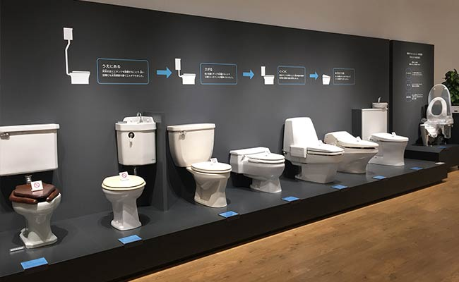 How japan 39 s toilet obsession produced some of the world 39 s best bathrooms for Coolest bathrooms in the world