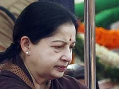 Jayalalithaa Orders Release Of Water From Mettur Dam