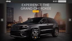 Jeep India's Official Website Goes Live With 3 Models: Grand Cherokee, Grand Cherokee SRT and Wrangler