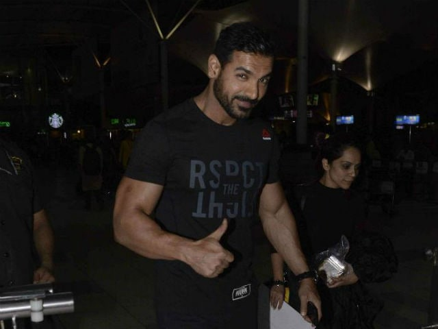 Rocky Handsome First Look John Will Give You An