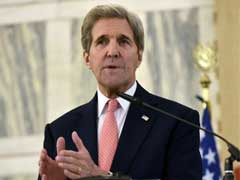 John Kerry in Paris for Allies' Meeting on Syria