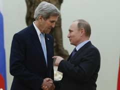 John Kerry Says US And Russia Can Work Together On Syria