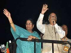 Krishna Advani ,Kamala Advani ,Admitted AIIMS,बुखार,इंफेक्शन,शिकायत,लाल कृष्ण,आडवाणी,पत्नी एम्स,भर्ती