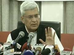 Prakash Karat Does Not Rule Out CPM-Congress Tie Up In Bengal