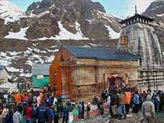 Chopper Service For This Year's Kedarnath Yatra Winds Up Operations