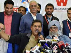 At 'Big Expose', Kirti Azad Does Not Name Arun Jaitley