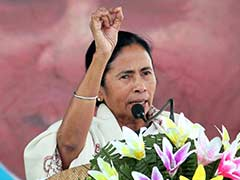 On Congress-CPM Poll Alliance In Bengal, Mamata Banerjee Talks 'Principals'