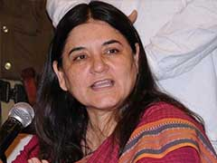Can Have Law On Marital Rape But Women Won't Complain: Maneka Gandhi