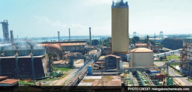 N Suresh Krishnan Takes Over as MD of Mangalore Chemicals