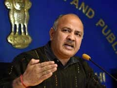 Ask DDA To Pay Dues To Civic Bodies: Manish Sisodia Tells Najeeb Jung