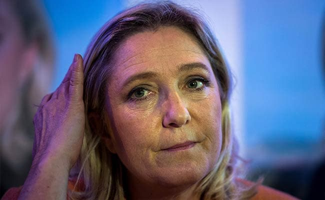Marine Le Pen's Stance Attacked In First French Presidential Debate