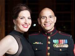 This Marine Just Got Diagnosed With Cancer. He's Sharing His Story With The World.