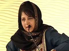 Bihar Election Results an 'Answer to Communal Elements': PDP's Mehbooba Mufti