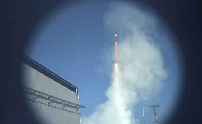 बराक मिसाइल सफल परीक्षण