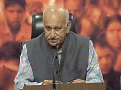 MJ Akbar Files Nomination For Rajya Sabha Seat From Madhya Padesh