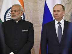 Chopper Deal On But No Movement On Other Defence Projects During PM Modi's Russia Visit