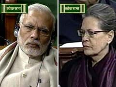 'Don't Take PM's Name,' Sonia Gandhi Told Congress Lawmakers