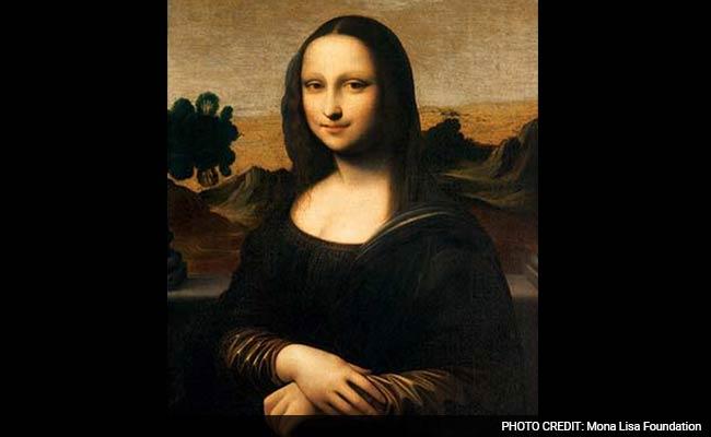 Mona Lisa for no apparent reason