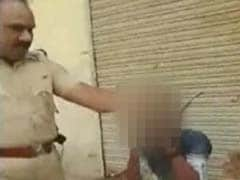 Caught On Camera: Cops Thrashing Boy, Abusing Girl In Alleged Moral Policing