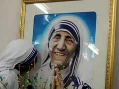 Mother Teresa's Elevation To Sainthood Thrills Mothers' House