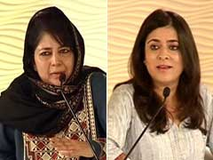 'No Fiddling with Article 370,' Says PDP Chief Mehbooba Mufti