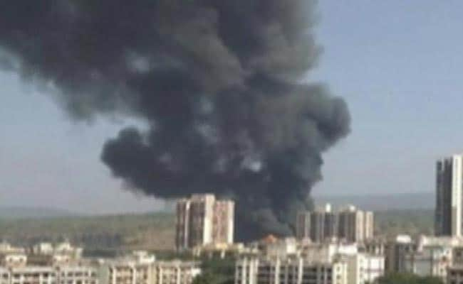Massive Fire in Mumbai Suburb, Multiple Explosions Heard