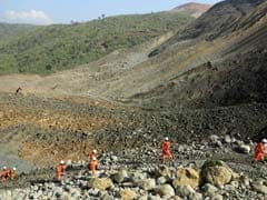 Dozens Feared Dead After Another Landslide In A Myanmar Jade Mine