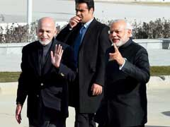 PM Modi To Afghan President: Expedite Efforts For Release Of Kidnapped Indian