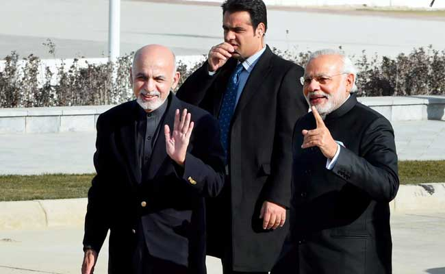 India Will Stand With Afghan People: PM Modi Tells Ashraf Ghani