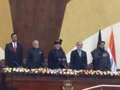 Full Text Of Prime Minister Narendra Modi's Speech At Afghanistan Parliament