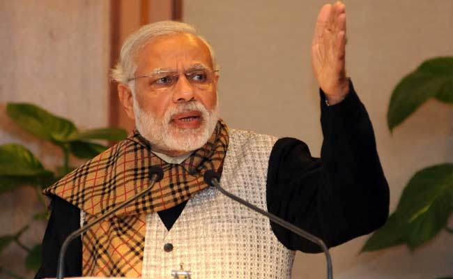 PM Narendra Modi Greets Nation On New Year; Visits President and Vice President