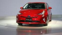 2016 Delhi Auto Expo: All-New Toyota Prius Set for Indian Debut