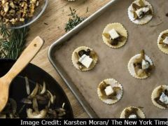 Festive Tarts: Give a Savoury Spin to This Holiday Special