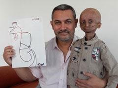 Aamir Khan Meets Fan With Progeria, Leaves Him 'Optimistic'
