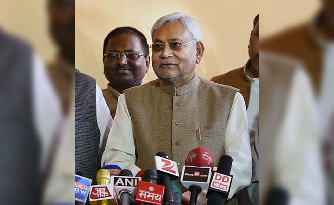 Bihar Chief Minister Seeks Banks' Cooperation For Student Credit Card Scheme